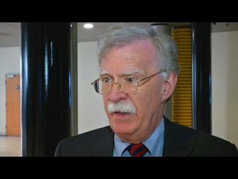 Trump replaces National Security Adviser Michael Flynn with John Bolton