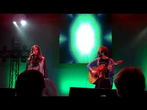 "Ashley Barret & Darren Korb - ""We All Become"" Live @ PAX 2013"