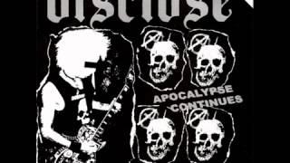 Disclose - Religious Terror (d-beat punk Japan)