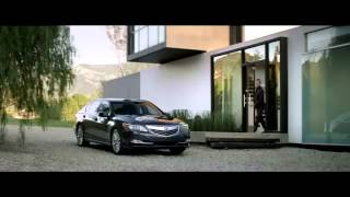 Acura RLX Luxury, Luxury Commercial