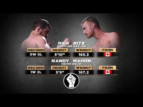 Fight Night 3: Medicine Hat - Randy