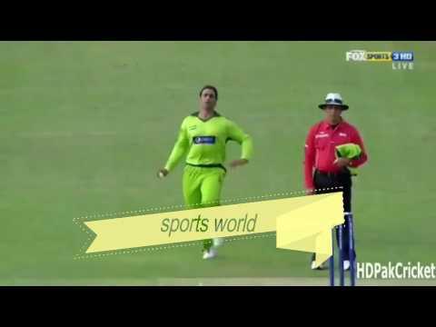 Cricket World Fastest Bowler  || Shoaib Akhtar  || The Speed Master ||  Shoaib Akhtar  bowling thumbnail