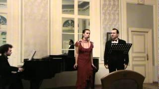 Татьяна Рубинская, Сергей Спиридонов
