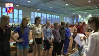 Чемпионат ЦФО по легкой атлетике 2015