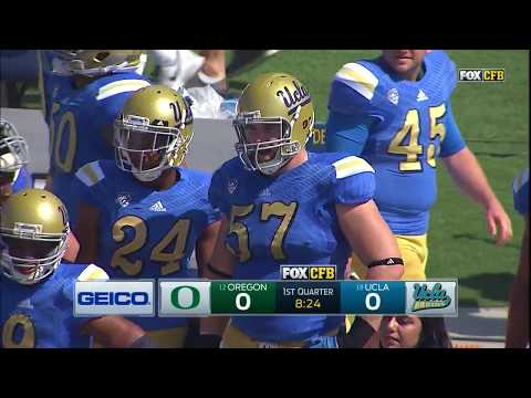 2014 #12 Oregon vs. #18 UCLA (HD)