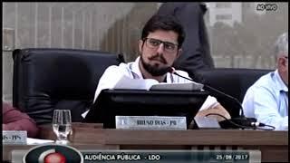 Audiência Pública - LDO - 25.08.2017