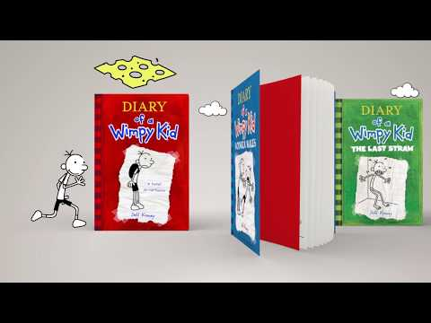 Diary Of A Wimpy Kid Book 13 Cover And Title Reveal Youtube