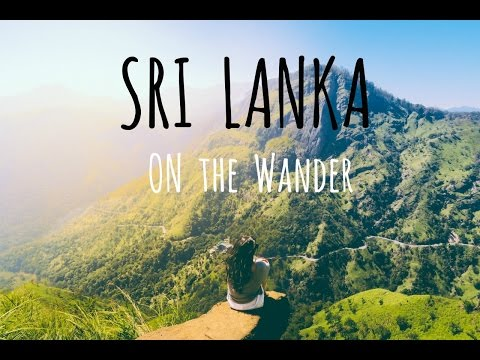 A MONTH TRAVELING SRI LANKA | On the Wander
