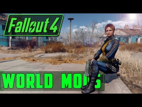 """Mods Has No Rules!"" - Fallout 4 - World & Weather mods!"