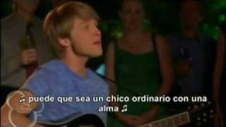 Hero (subtitulado en español) - Sterling Knight Christopher Wilde