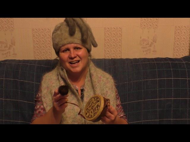Изображение предпросмотра прочтения – НатальяПолухова читает произведение «Прародитель-Мяндаш» (Разные писатели )