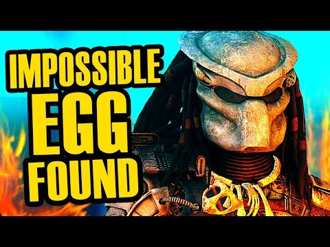NEW IMPOSSIBLE EASTER EGG FOUND IN MODERN WARFARE!