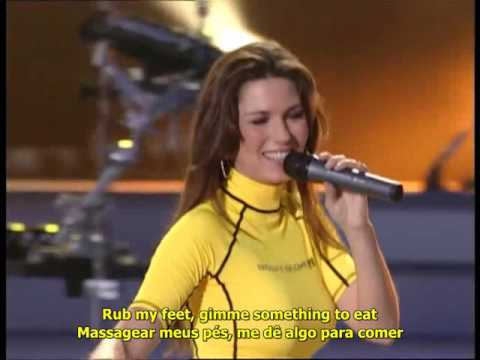 Shania Twain  Up!  In Chicago 2003 LegendadoTraduzido PTBR