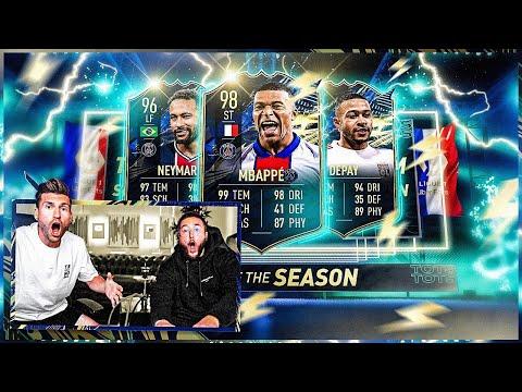 FIFA 21: LIGUE 1 TOTS PACK OPENING + WL Start und POOL-SPRUNG um 23:11 UHR 😍😱