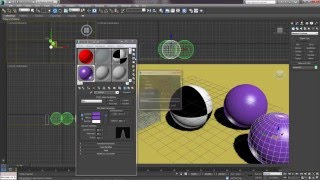3D Max. Урок №22. Настройки материала Standart.