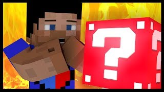 Minecraft EVIL Lucky Block Battle Arena #4 with BajanCanadian & Woofless (Minecraft Lucky Block Mod)