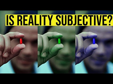 """Study Finds """"There's No Such Thing as Objective Reality"""""""