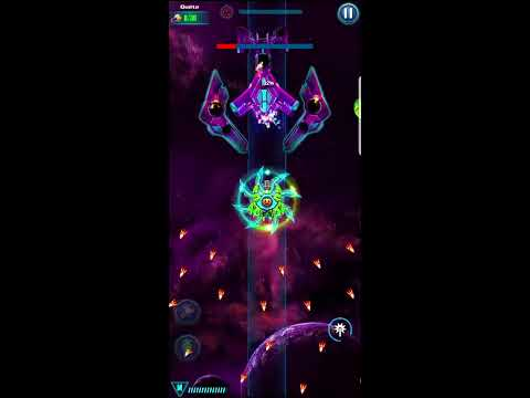 [Campaign] Level 124 GALAXY ATTACK: ALIEN SHOOTER | Best Relax Game Mobile | Arcade Space Shoot |