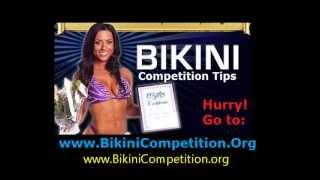 Bikini Competition Prep - How To Win Bikini Competitions.