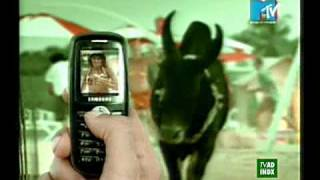 Samsung X620 Bull Commercial