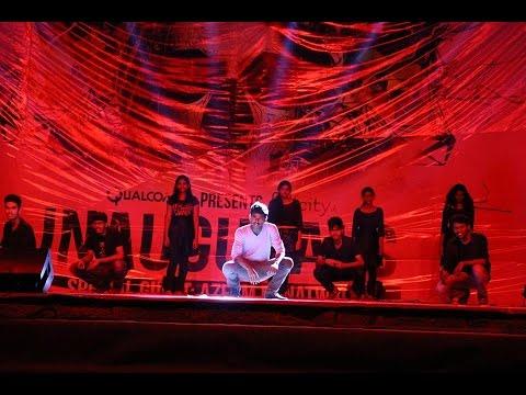 In The Night Dance || Badrinath || Felicity 2k16 - IIIT Hyderabad
