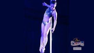World Pole Dance Championships 2016 - María Julia Aguiar / ARGENTINA