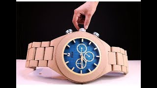 Watch, How to Make a Cardboard Watch  - DIY Clock  ⌚ ⏱️