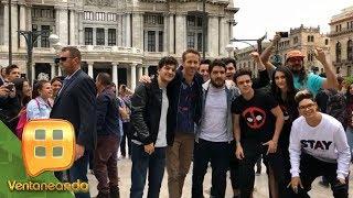 ¡Ryan Reynolds en microbús por la Ciudad de México!   Ventaneando