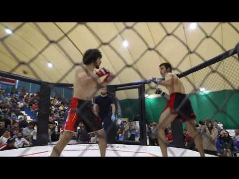 Колизей: Битва Чемпионов 8: Фируз Назаралиев (Таджикистан) vs. Армен Хачатрян (Россия) | 66 кг