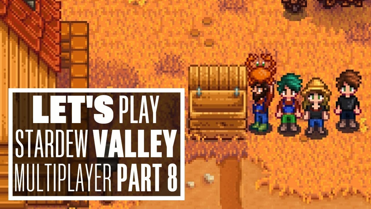 Let's Play Stardew Valley Episode 8 - A NEW FARMHAND APPEARS!