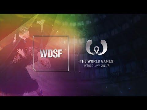 ITV Sodeika - Zukauskaite, LTU     TWG 2017 STD  DanceSport Total