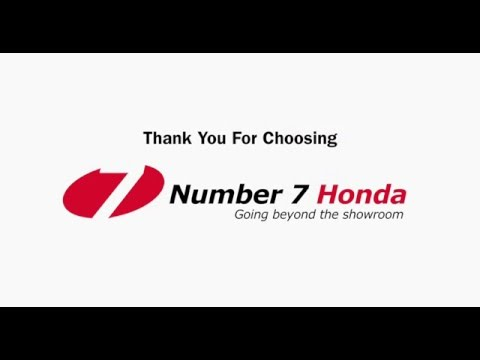 How To Book A Service Appointment Online | Number 7 Honda