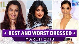 Aishwarya Rai Bachchan, Deepika Padukone, Priyanka Chopra: Best and Worst Dressed of the Month