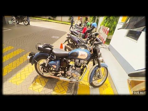 Test Ride Royal Enfield Classic 500