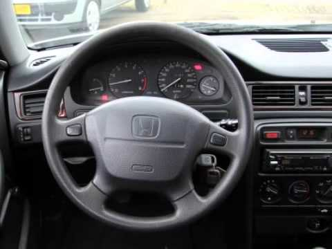 honda civic aerodeck vtec e youtube. Black Bedroom Furniture Sets. Home Design Ideas