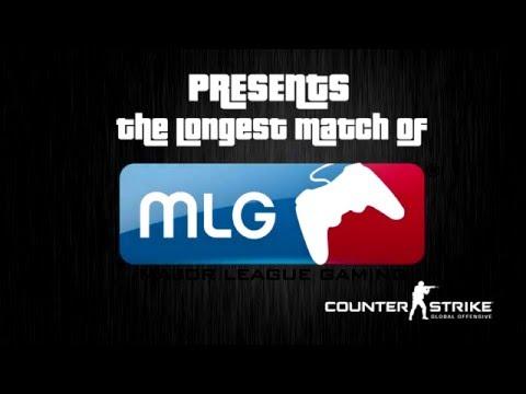 Longest match of MLG CS:GO 2016 Flipside vs Mousesports - 59 Rounds!