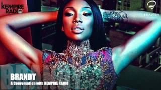 "Brandy: ""I'm The Proof That We Are More Powerful Than Our Circumstance"" 