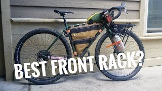 Best front rack for your bike?