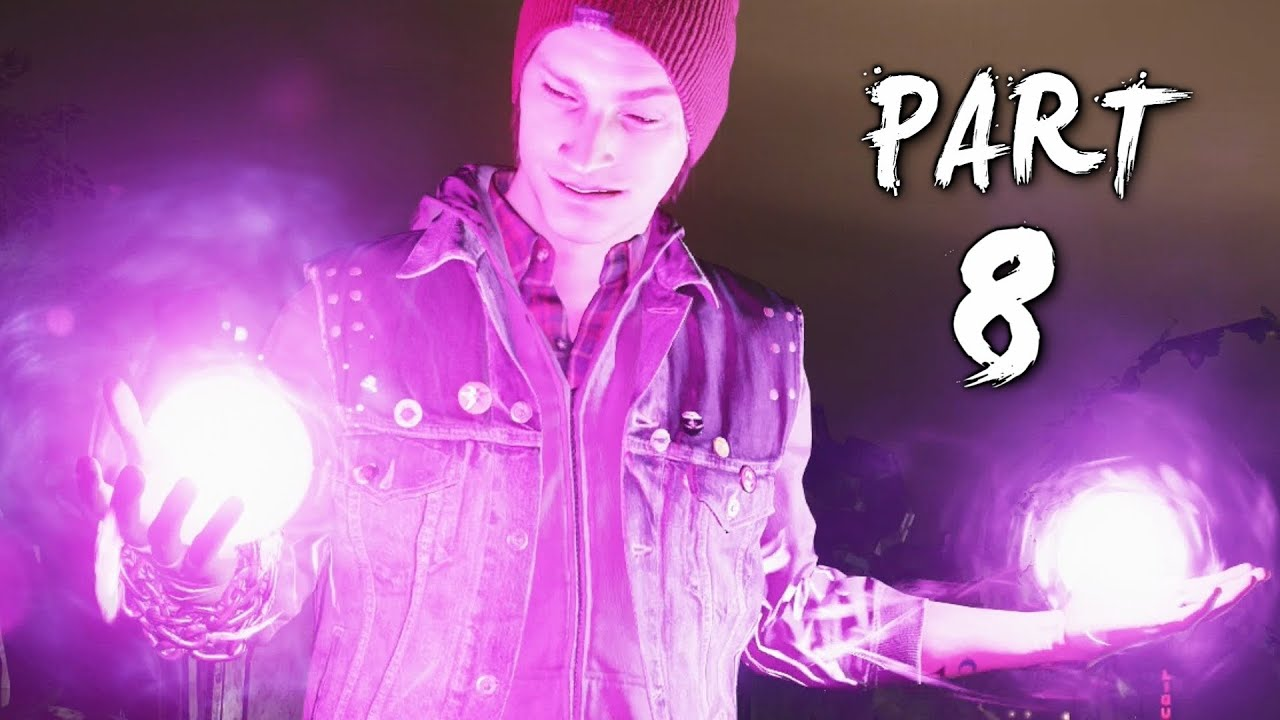 Infamous Second Son Gameplay Walkthrough Part 8