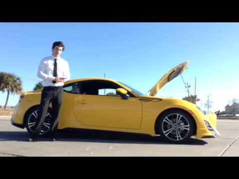 Scion FRS Release Series 1.0 at Lakeside Toyota
