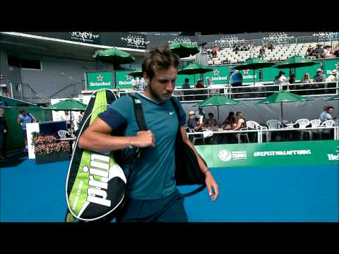 ATP Tour Uncovered - Lucas Pouille