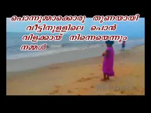 Kunju Pengale Kalyanam Karaoke With Lyrics   Thanseer Koothuparamba