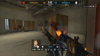 LIVE: CS:GO - G2 Esports vs. HellRaisers [Dust2] Map 1 - Group D  - ESL EU Pro League Season 10 thumbnail