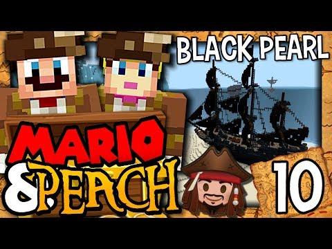 MARIO ET PEACH CHEZ LES PIRATES EPISODE 10 | LE BLACK PEARL EST ÉCHOUÉ !