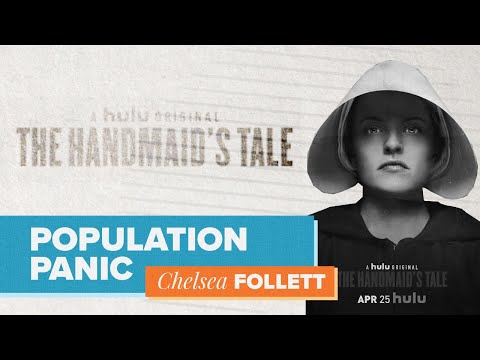 Chelsea Follett on  Population Panic and the Reverse