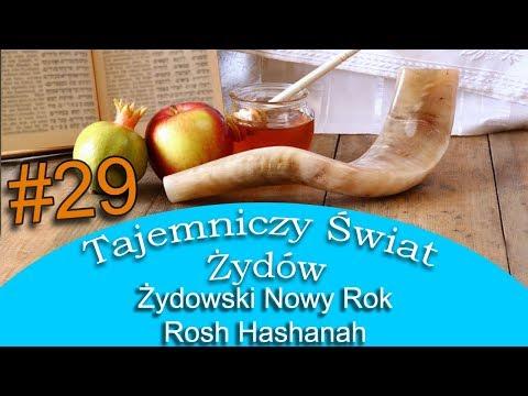 Rosh Hashanah - Żydowski nowy rok - Tajemniczy Świat Żydów #29
