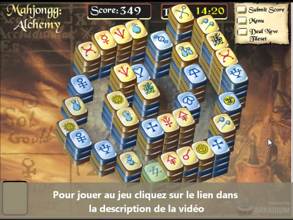 Mahjong Alchem