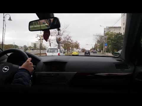 Driving Opel Astra H 1.7CDTi