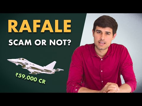 Rafale Deal | The Complete Controversy Explained by Dhruv Rathee