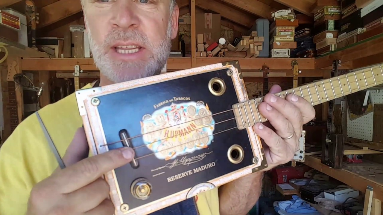 faq 39 s cigar box guitar building tips and tricks youtube. Black Bedroom Furniture Sets. Home Design Ideas
